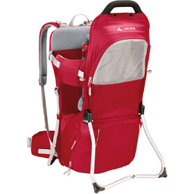VAUDE Shuttle Base Bæresele, dark indian red